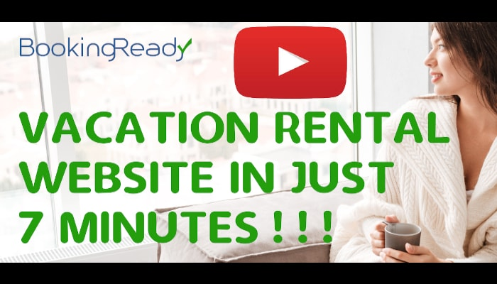 Make vacation rental website video thumb